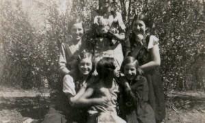012_W szkolnym ogrodzie 1933_2